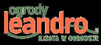logo ogrody leandro