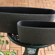 Donica-plastikowa-OWAL-Granat
